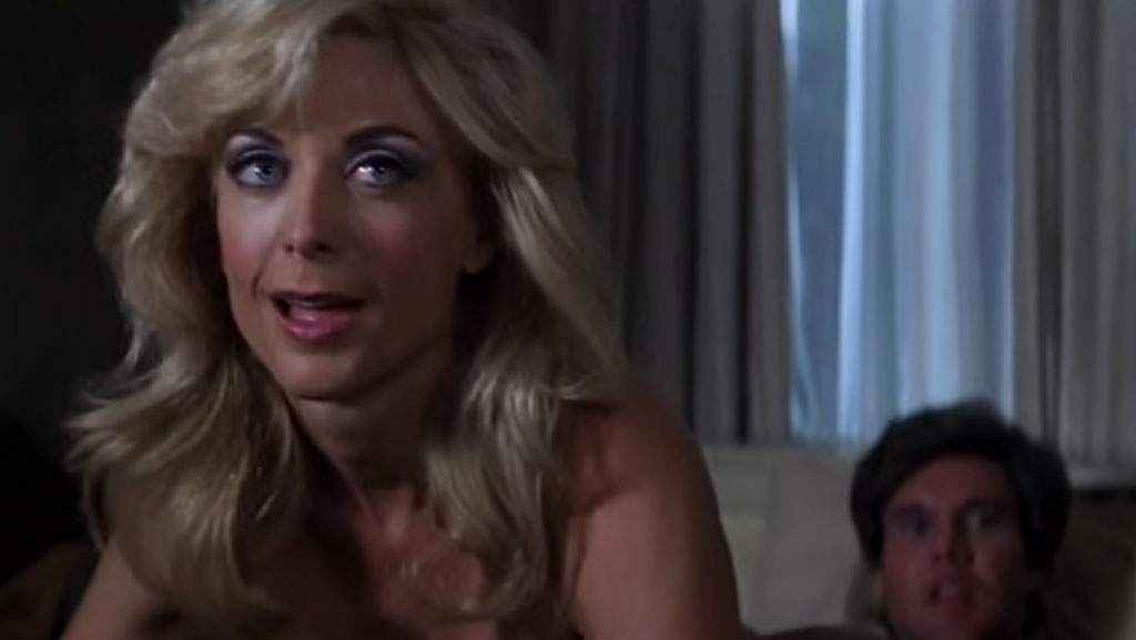 Nina Hartley In Boogie Nights