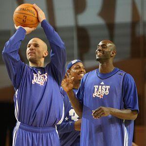 Jason Kidd, Paul Pierce, Kevin Garnett