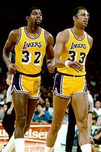 Magic Johnson/Kareem Abdul Jabbar