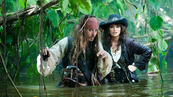 Pirates of the Caribbean: On Stranger Tide
