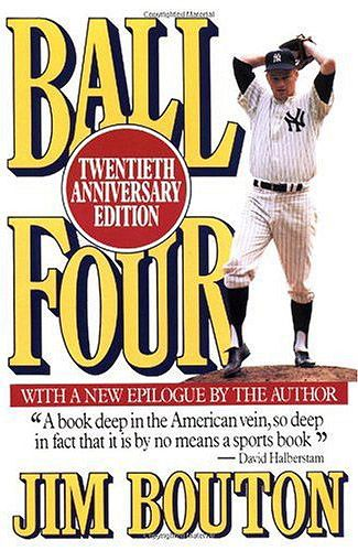 Ball Four Book