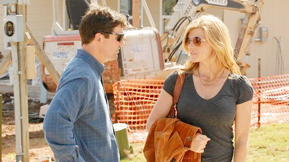 Kyle Chandler, Connie Britton