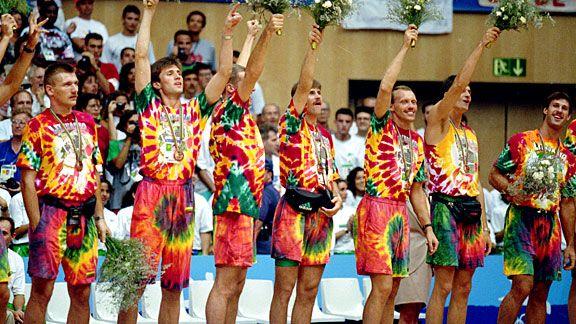 Lithuanian Olympic Basketball