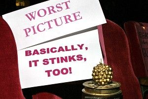 Razzie Award-Worst Picture