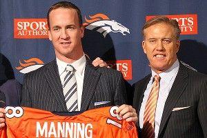 Peyton Manning/John Elway