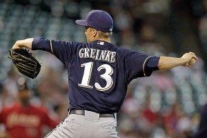Zack Greinke