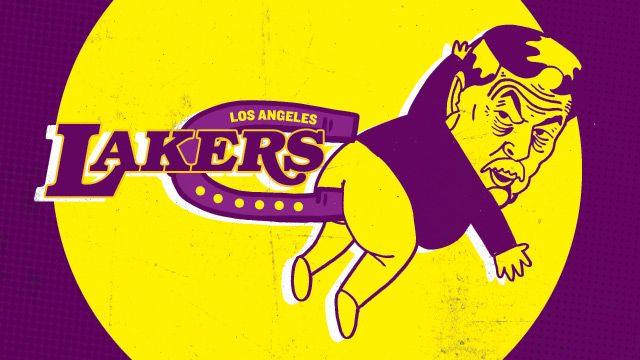 New Lakers logo