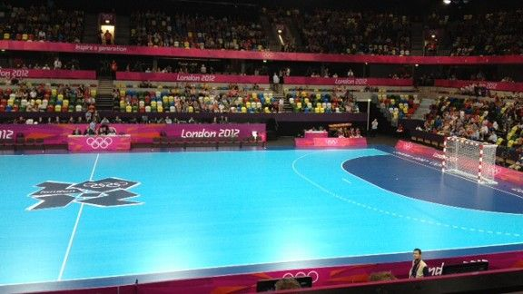 Olympic handball venue