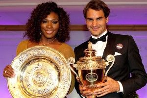 Serena Williams, Roger Federer