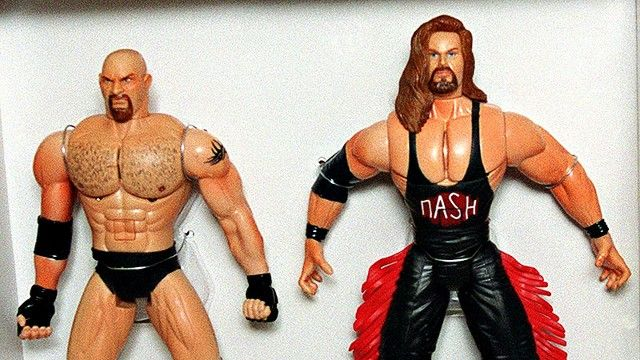 Kevin Nash Figure
