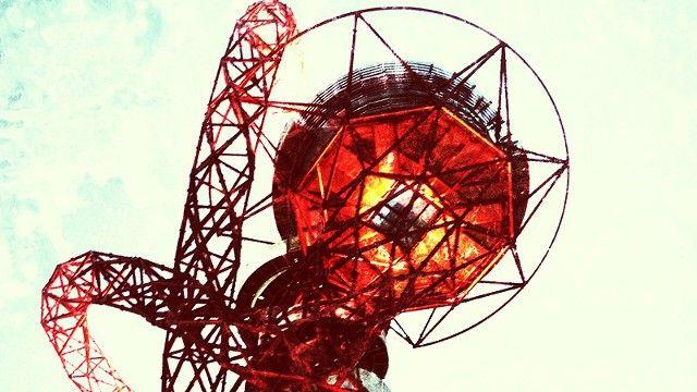 ArcelorMittal Orbit sculpture
