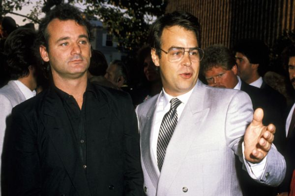 Bill Murray and Dan Aykroyd