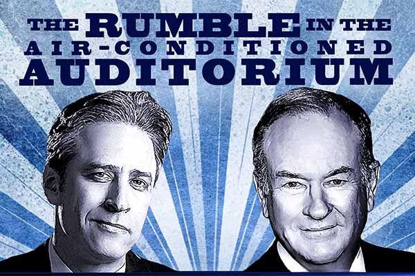 Jon Stewart vs Bill O'Reilly