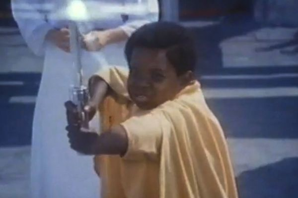 Gary Coleman Star Wars Spoof