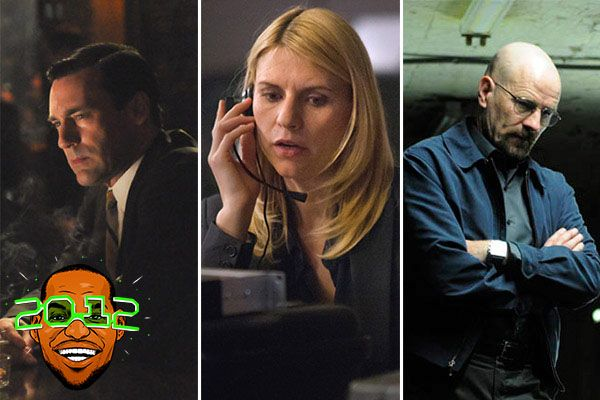 The Year In TV 2012