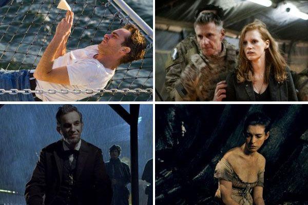 Oscar Roundup 2012