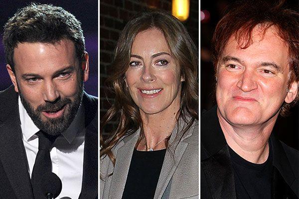 Ben Affleck / Kathryn Bigelow / Quentin Tarantino