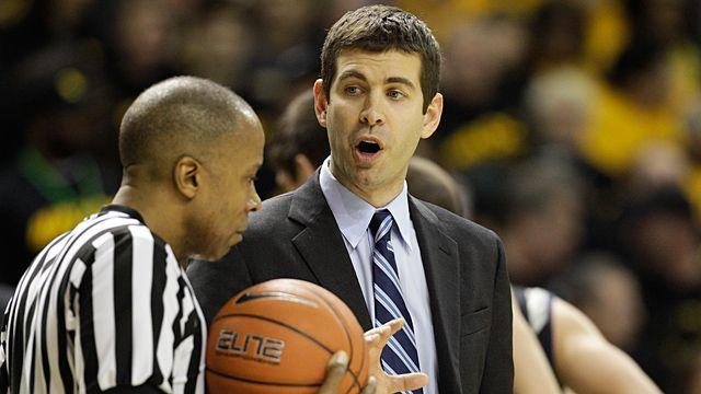 Butler head coach Brad Stevens
