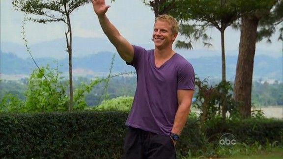 Sean Lowe on 'The Bachelor'