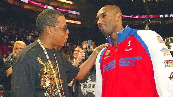 Kobe Bryant, JayZ