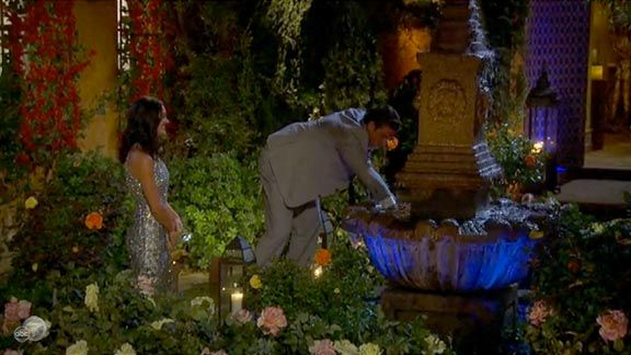 Michael and Des on 'The Bachelorette'