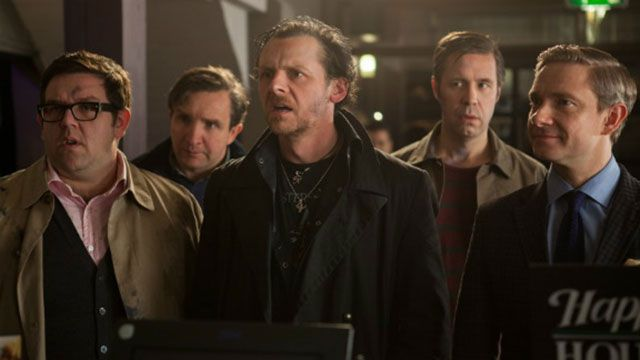 The World's End PR Photo