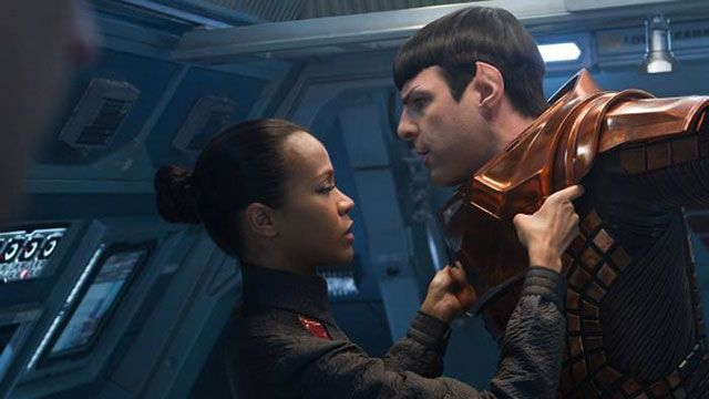 Star Trek: Into Darkness PR Photo