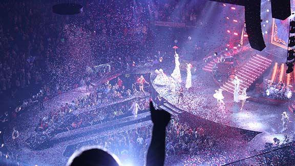 Taylor Swift in Los Angeles Finale