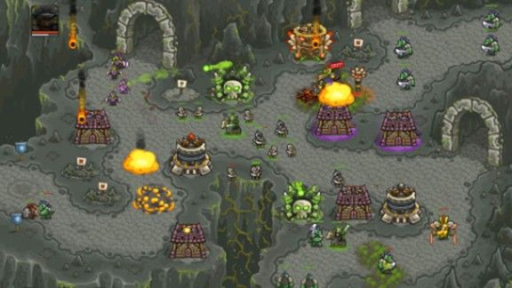 Kingdom Rush Frontiers 2 - IRONHIDE GAME STUDIO