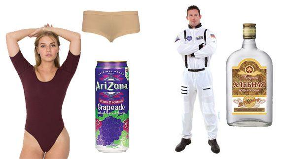 Miley Cyrus/Gravity Halloween Costume