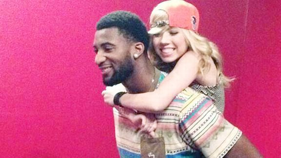 Andre Drummond-Jennette McCurdy