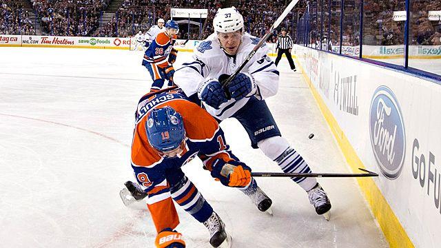 Edmonton Oilers defenseman Justin Schultz