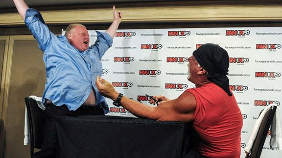 Rob Ford, FanExpo - Brian Phillips/Grantland