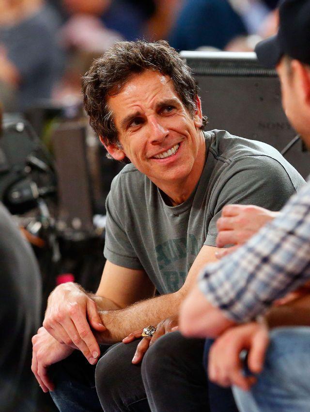 Actor Ben Stiller