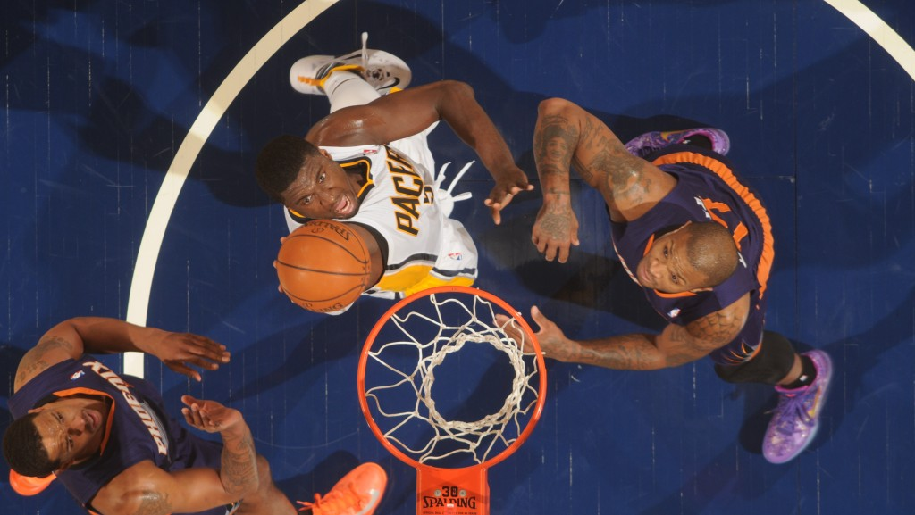 Phoenix Suns  v Indiana Pacers