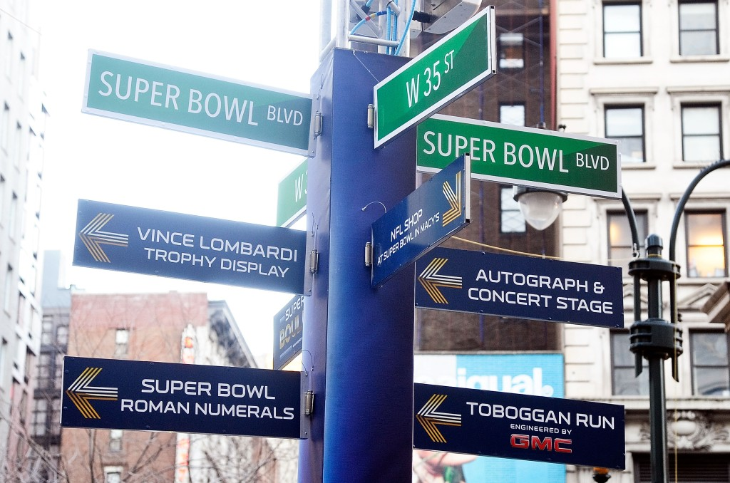 Super Bowl Boulevard - Day 2