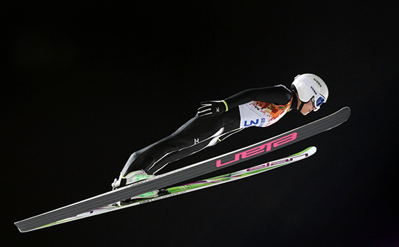 Ski Jumping - Winter Olympics Day 4