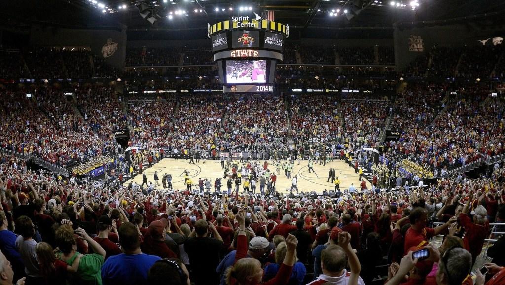 NCAA Basketball: Big 12 Basketball Tournament