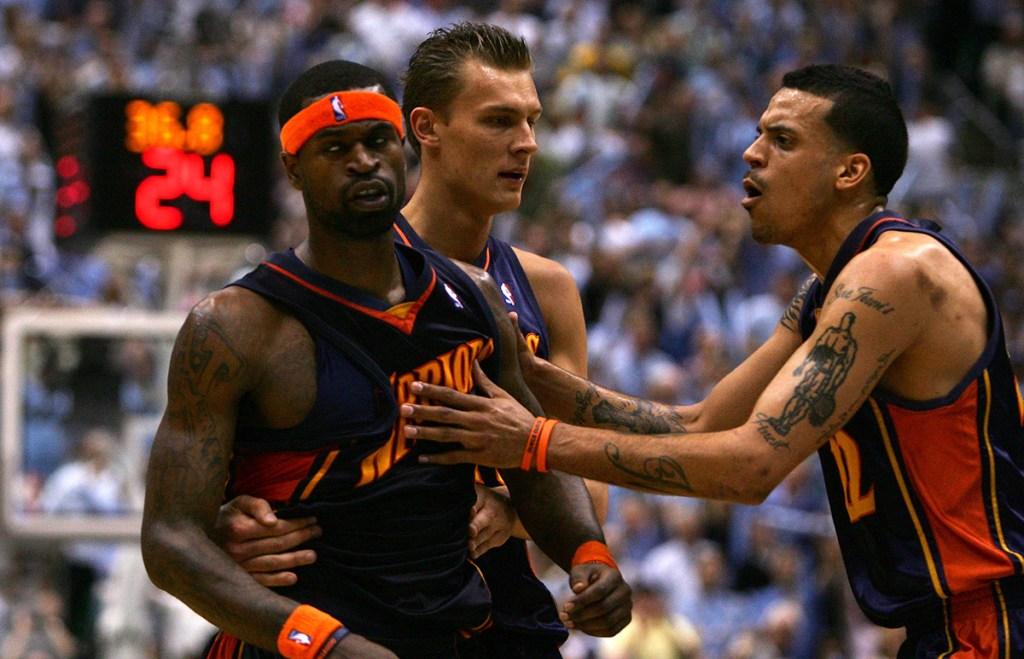 Golden State Warriors v Utah Jazz, Game 5