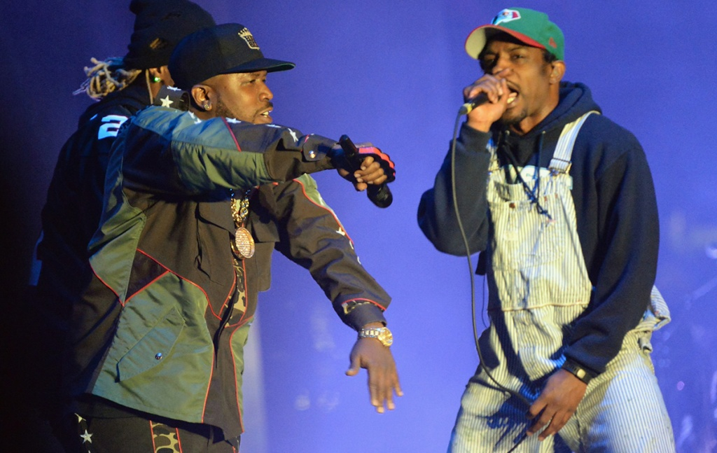 2014 Coachella Valley Music And Arts Festival - Weekend 1 - Day 1