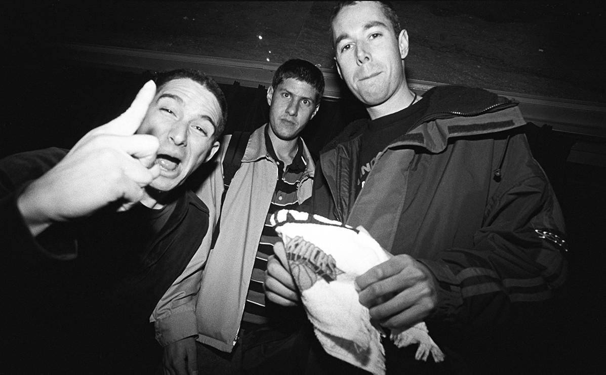 Beastie Boys Portrait Session