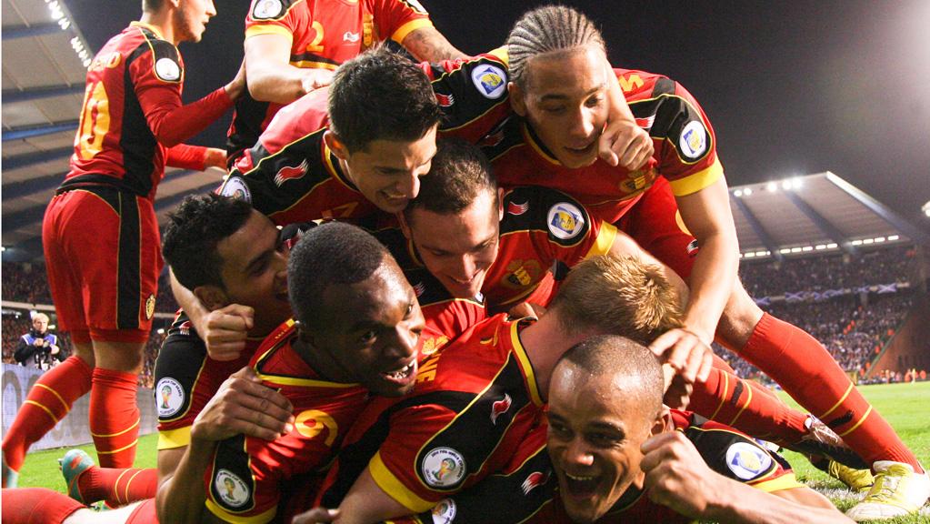 Belgium-Goal