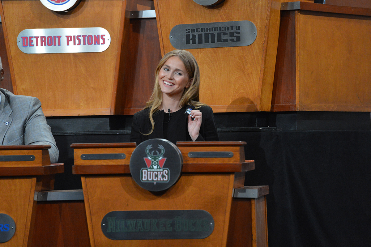 2014 NBA Draft Lottery