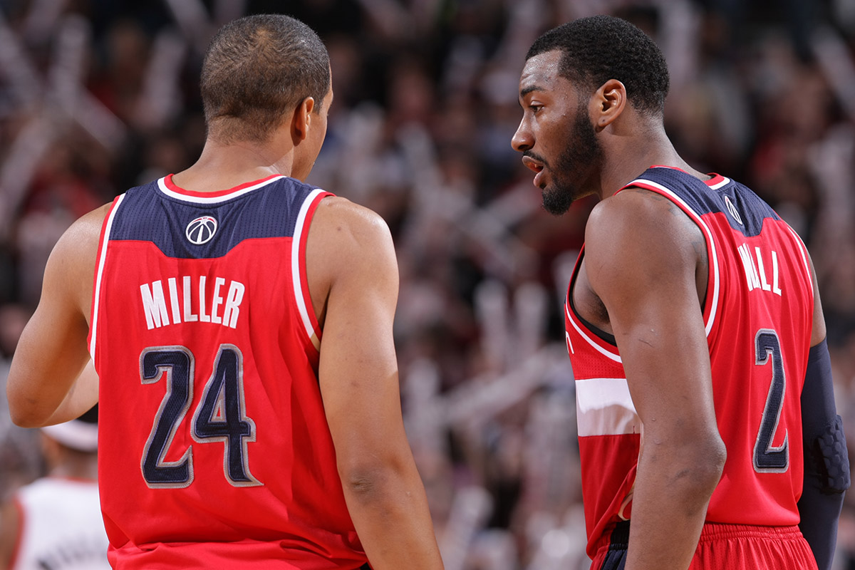 Washington Wizards v Portland Trail Blazers