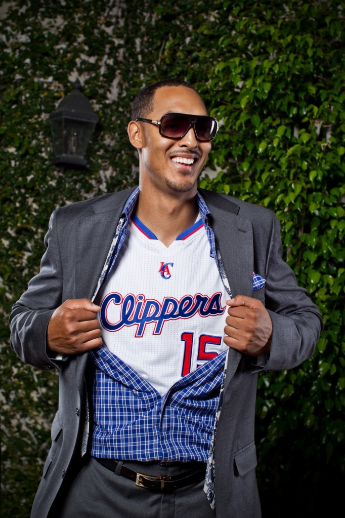 Ryan Hollins Photo Shoot