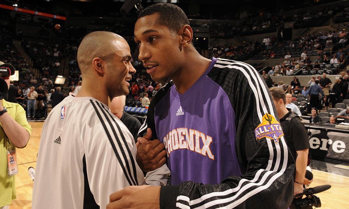 Phoenix Suns v San Antonio Spurs, Game 5