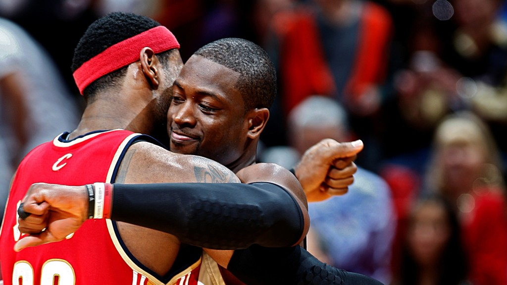 Cavaliers vs. Heat