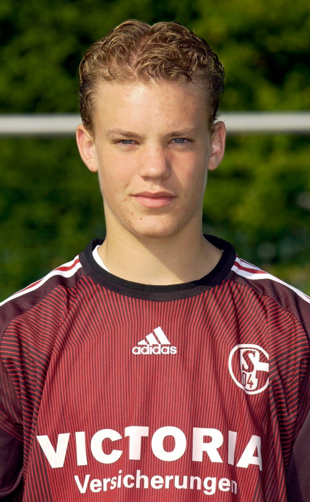 Fussball: A Junioren Bundesliga 03/04