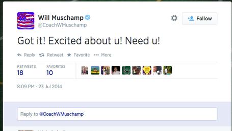 muschamp-tweet