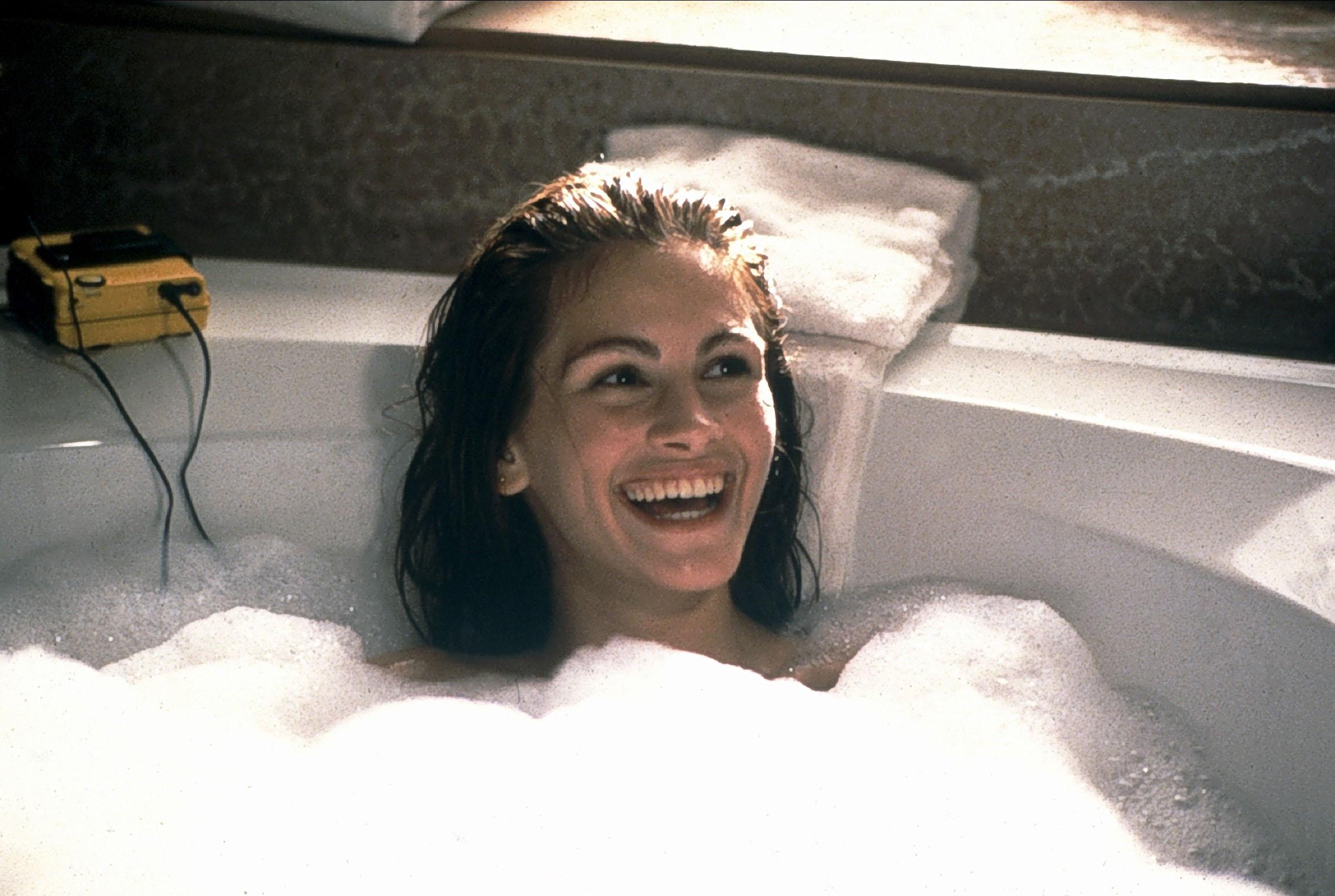 JULIA ROBERTS PRETTY WOMAN (1990)
